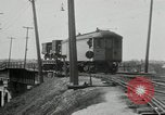 Image of automobile delivery by trains Chicago Illinois USA, 1932, second 38 stock footage video 65675030580