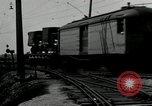 Image of automobile delivery by trains Chicago Illinois USA, 1932, second 39 stock footage video 65675030580