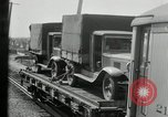 Image of automobile delivery by trains Chicago Illinois USA, 1932, second 43 stock footage video 65675030580
