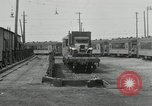 Image of automobile delivery by trains Chicago Illinois USA, 1932, second 49 stock footage video 65675030580