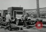Image of automobile delivery by trains Chicago Illinois USA, 1932, second 61 stock footage video 65675030580
