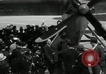 Image of Aviators Codos and Rossi Brooklyn New York City USA, 1934, second 54 stock footage video 65675030591