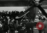 Image of Aviators Codos and Rossi Brooklyn New York City USA, 1934, second 55 stock footage video 65675030591