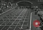 Image of Stanford players win 1934 track and field competition Philadelphia Pennsylvania USA, 1934, second 14 stock footage video 65675030592