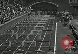 Image of Stanford players win 1934 track and field competition Philadelphia Pennsylvania USA, 1934, second 15 stock footage video 65675030592