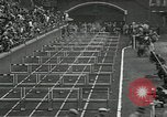 Image of Stanford players win 1934 track and field competition Philadelphia Pennsylvania USA, 1934, second 16 stock footage video 65675030592