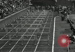 Image of Stanford players win 1934 track and field competition Philadelphia Pennsylvania USA, 1934, second 19 stock footage video 65675030592