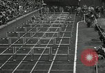 Image of Stanford players win 1934 track and field competition Philadelphia Pennsylvania USA, 1934, second 21 stock footage video 65675030592