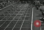 Image of Stanford players win 1934 track and field competition Philadelphia Pennsylvania USA, 1934, second 22 stock footage video 65675030592