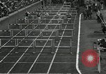 Image of Stanford players win 1934 track and field competition Philadelphia Pennsylvania USA, 1934, second 23 stock footage video 65675030592