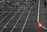 Image of Stanford players win 1934 track and field competition Philadelphia Pennsylvania USA, 1934, second 26 stock footage video 65675030592
