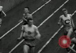 Image of Stanford players win 1934 track and field competition Philadelphia Pennsylvania USA, 1934, second 31 stock footage video 65675030592