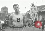 Image of Stanford players win 1934 track and field competition Philadelphia Pennsylvania USA, 1934, second 32 stock footage video 65675030592