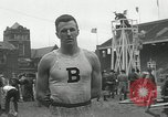 Image of Stanford players win 1934 track and field competition Philadelphia Pennsylvania USA, 1934, second 33 stock footage video 65675030592