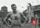 Image of Stanford players win 1934 track and field competition Philadelphia Pennsylvania USA, 1934, second 36 stock footage video 65675030592