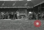 Image of Stanford players win 1934 track and field competition Philadelphia Pennsylvania USA, 1934, second 38 stock footage video 65675030592