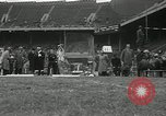 Image of Stanford players win 1934 track and field competition Philadelphia Pennsylvania USA, 1934, second 41 stock footage video 65675030592