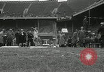 Image of Stanford players win 1934 track and field competition Philadelphia Pennsylvania USA, 1934, second 42 stock footage video 65675030592