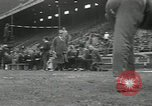 Image of Stanford players win 1934 track and field competition Philadelphia Pennsylvania USA, 1934, second 47 stock footage video 65675030592