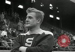 Image of Stanford players win 1934 track and field competition Philadelphia Pennsylvania USA, 1934, second 49 stock footage video 65675030592
