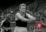 Image of Stanford players win 1934 track and field competition Philadelphia Pennsylvania USA, 1934, second 59 stock footage video 65675030592