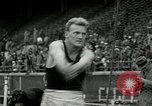 Image of Stanford players win 1934 track and field competition Philadelphia Pennsylvania USA, 1934, second 62 stock footage video 65675030592