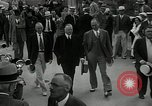 Image of US President Herbert Hoover Pine Canyon California USA, 1934, second 13 stock footage video 65675030593