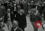 Image of US President Herbert Hoover Pine Canyon California USA, 1934, second 15 stock footage video 65675030593