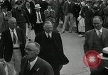 Image of US President Herbert Hoover Pine Canyon California USA, 1934, second 16 stock footage video 65675030593