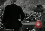 Image of US President Herbert Hoover Pine Canyon California USA, 1934, second 31 stock footage video 65675030593