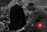 Image of US President Herbert Hoover Pine Canyon California USA, 1934, second 33 stock footage video 65675030593