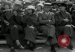 Image of US President Herbert Hoover Pine Canyon California USA, 1934, second 37 stock footage video 65675030593