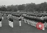 Image of Naval Academy Colors Presentation Annapolis Maryland USA, 1934, second 3 stock footage video 65675030595