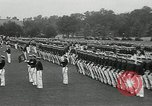 Image of Naval Academy Colors Presentation Annapolis Maryland USA, 1934, second 4 stock footage video 65675030595