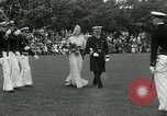 Image of Naval Academy Colors Presentation Annapolis Maryland USA, 1934, second 8 stock footage video 65675030595