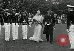 Image of Naval Academy Colors Presentation Annapolis Maryland USA, 1934, second 10 stock footage video 65675030595