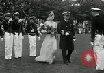 Image of Naval Academy Colors Presentation Annapolis Maryland USA, 1934, second 11 stock footage video 65675030595