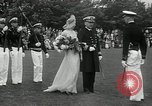 Image of Naval Academy Colors Presentation Annapolis Maryland USA, 1934, second 12 stock footage video 65675030595