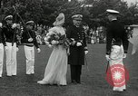 Image of Naval Academy Colors Presentation Annapolis Maryland USA, 1934, second 13 stock footage video 65675030595
