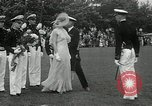 Image of Naval Academy Colors Presentation Annapolis Maryland USA, 1934, second 20 stock footage video 65675030595