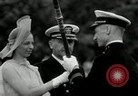 Image of Naval Academy Colors Presentation Annapolis Maryland USA, 1934, second 27 stock footage video 65675030595