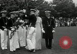 Image of Naval Academy Colors Presentation Annapolis Maryland USA, 1934, second 31 stock footage video 65675030595
