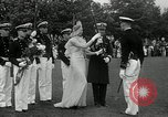 Image of Naval Academy Colors Presentation Annapolis Maryland USA, 1934, second 36 stock footage video 65675030595