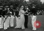 Image of Naval Academy Colors Presentation Annapolis Maryland USA, 1934, second 37 stock footage video 65675030595