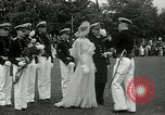 Image of Naval Academy Colors Presentation Annapolis Maryland USA, 1934, second 38 stock footage video 65675030595