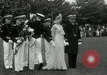 Image of Naval Academy Colors Presentation Annapolis Maryland USA, 1934, second 40 stock footage video 65675030595
