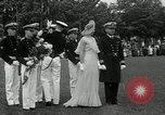 Image of Naval Academy Colors Presentation Annapolis Maryland USA, 1934, second 41 stock footage video 65675030595