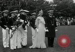 Image of Naval Academy Colors Presentation Annapolis Maryland USA, 1934, second 42 stock footage video 65675030595