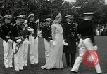 Image of Naval Academy Colors Presentation Annapolis Maryland USA, 1934, second 44 stock footage video 65675030595