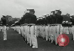 Image of Naval Academy Colors Presentation Annapolis Maryland USA, 1934, second 47 stock footage video 65675030595